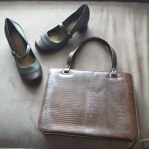 Bag & shoes $15 each